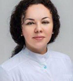 Андриевская Ю.О. -врач ультразвуковой диагностики
