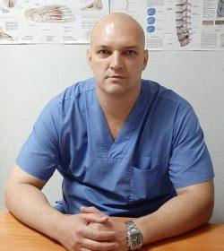 Цыганеску А.Е. - врач травмотолог-ортопед, врач-физиотерапевт, врач мануальной терапии, врач по ЛФК