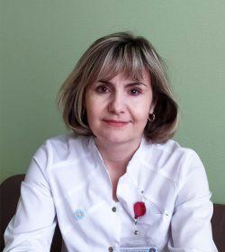 Корсакова Н.С. - врач функциональной диагностики