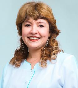 Шапошникова О.Ю. - врач офтальмолог (окулист)