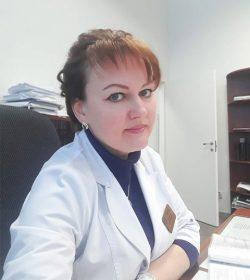 Забазнова Е.Ю. - врач эндокринолог